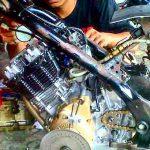 Cara Bore-Up Harian Motor Satria FU 200cc Aman