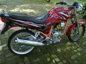 Foto-Modifikasi-Motor-Scorpio-Z-Baru