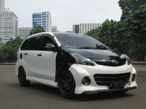 Gambar Modifikasi Mobil Toyota Avanza Terbaru