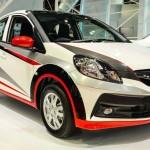 50 Gambar Modifikasi Honda Brio Keren Terbaru