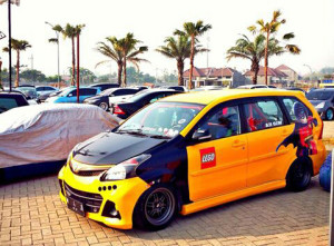 Modifikasi Mobil Avanza Velos Terbaru
