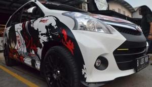 Modifikasi Mobil Toyota Avanza (1)