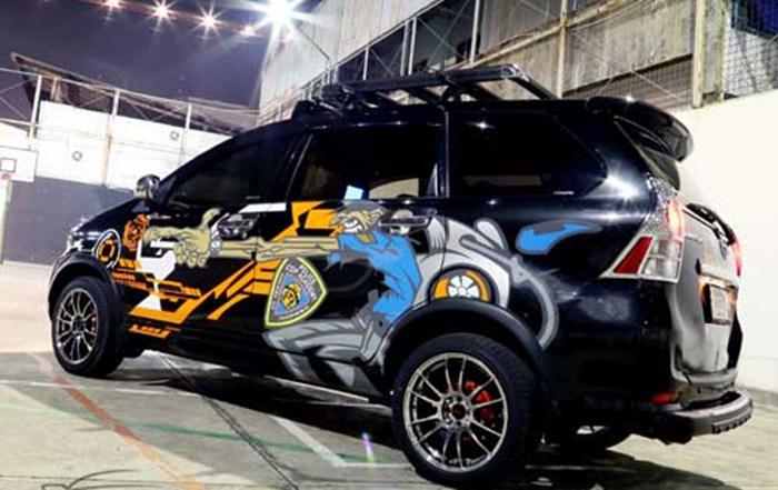 Modifikasi Mobil Toyota Avanza Terbaru