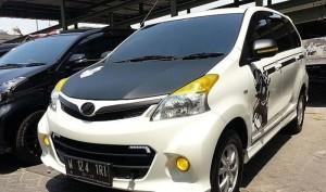 Modifikasi Mobil Toyota Avaza Terbaru