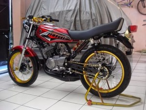 Modifikasi-Motor-Yamaha-RX-King elegan
