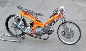 50 Gambar Modifikasi Motor Drag Jupiter