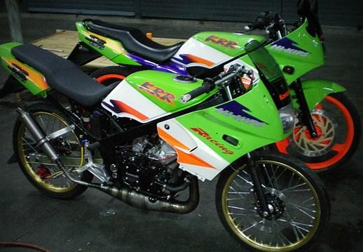 100 Gambar Motor Drag Mio Ninja Jupiter Rx King Satria Fu Modif Drag