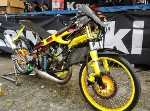 50 Gambar Motor Drag Ninja R