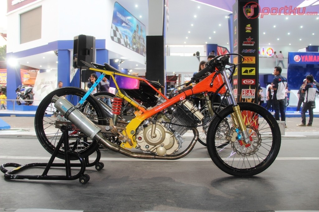 100 gambar motor drag mio ninja jupiter rx king Micheal motors