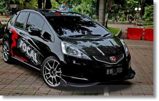 840+ Gambar Mobil Honda Jazz Modifikasi Gratis