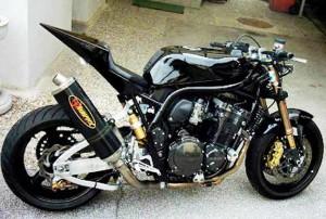 50 Gambar Modif Motor Tiger Gagah dan Keren