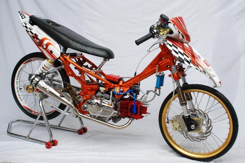 87+ Gambar Motor Drag Jupiter Z Terbaru Paling Hist
