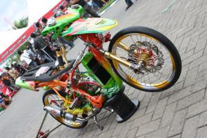 Gambar Modif Honda Beat Road Race & Drag Terbaru