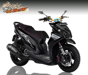 Kumpulan Modif Honda Beat Road Race & Drag
