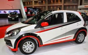 Modifikasi Honda Brio 2015