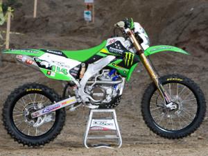 gambar modifikasi klx 150 gaya engine
