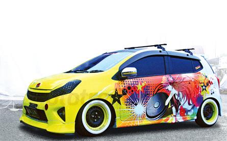Agyashowoff Com_ Modifikasi Toyota Agya Keren