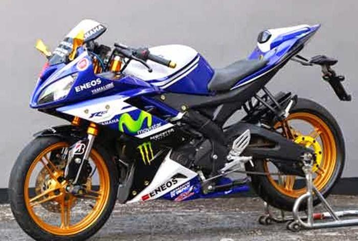 40 Gambar Modifikasi Yamaha R15 Amp R25 Keren Terbaru