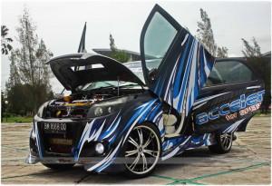 Foto Modifikasi Toyota Avanza Velos (2)