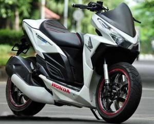 Gambar Modifikaasi Honda Vario 150 eSP Terbaru