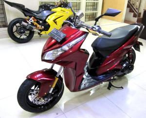 Gambar Modifikasi Honda Vario 150 Terbaru