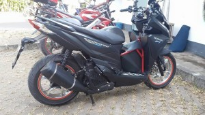 Gambar Modifikasi Honda Vario 150 eSP Gambot