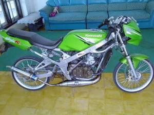 Kumpulan Modifikasi Kawasaki Ninja R 150 Terbaru