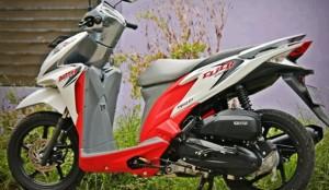 Modifikasi Honda Vario Techno 125 Keren & Terbaru