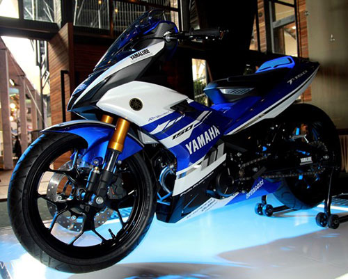 50 Gambar Modifikasi Yamaha MX King 150 Gagah & Sporty
