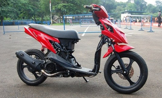 Cara Bore Up Harian Honda Beat 130cc Aman