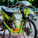 Cara Bore Up Harian Motor Mio Menjadi 150CC Aman