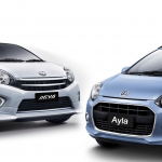 Kelebihan & Kekurangan Mobil Ayla vs Agya Terbaru